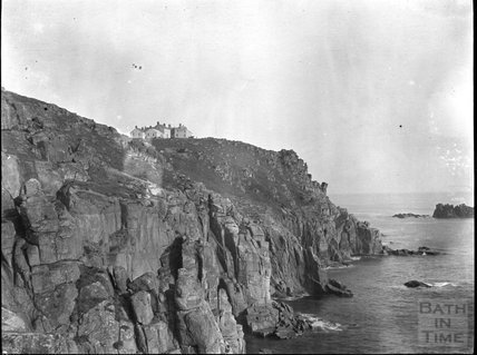 Land's End Hotel, Cornwall, c.1900s