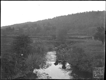 Thought to be close to Dundas, Limpley Stoke, c.1900s
