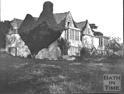 The Manor House, Berwick St. Leonard, Wiltshire, c.1900s