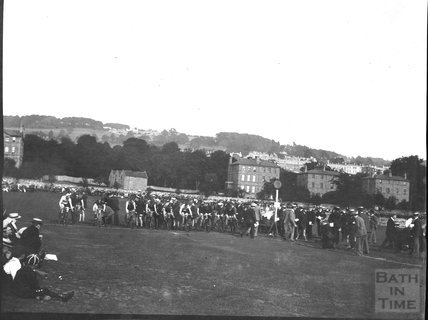 Sports Day on the Recreation Ground, c.1900s