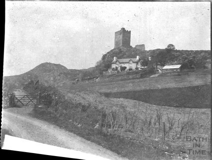 Dolwyddelan Castle, Snowdonia, c.1900s