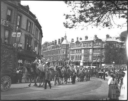 Procession, London, c.1900s