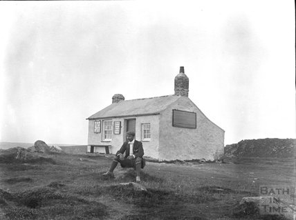 First and Last House, Land's End, c.1900s
