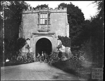Spye Park Gatehouse, near Lacock, c.1900s