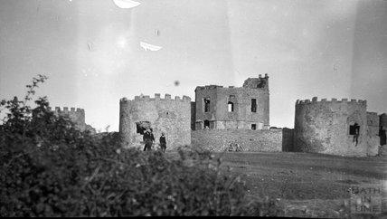 Walton Castle, Clevedon, Somerset, c.1900s
