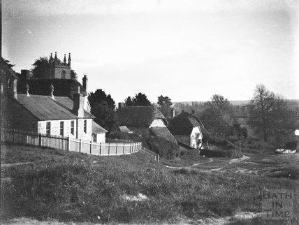 Fisherton de la Mere, Wiltshire, c.1900s