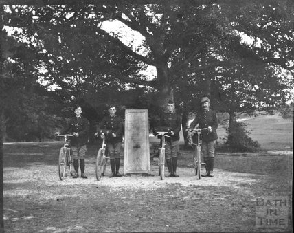 The Rufus Stone, New Forest, c.1900s