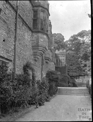 Possibly Thornbury Castle, South Gloucestershire, c.1900s