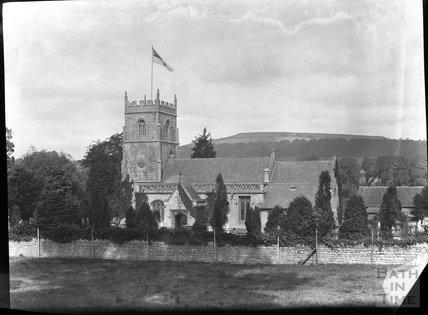 St Nicholas, Bathampton, c.1900s