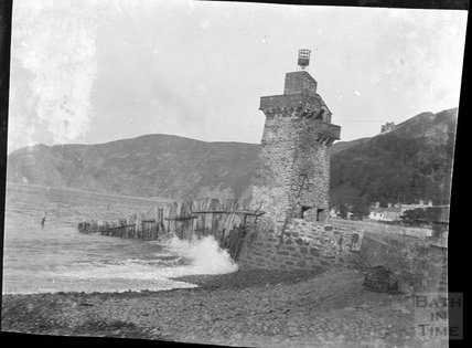 Renish Tower, Lynmouth, c.1900s