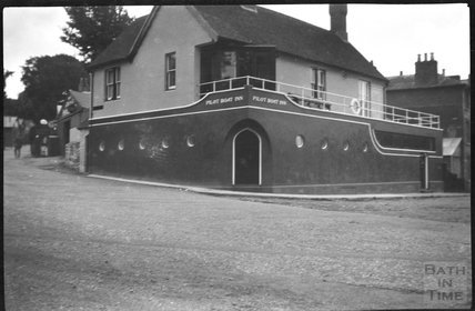 Pilot Boat Inn, Bembridge, Isle of Wight, c.1950s