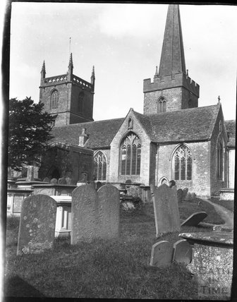 St Mary, Purton, c.1900s