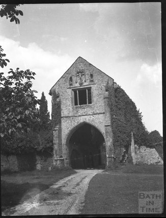 Gatehouse, Cleeve Abbey, c.1900s
