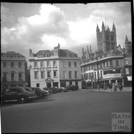 Terrace Walk, 1950s