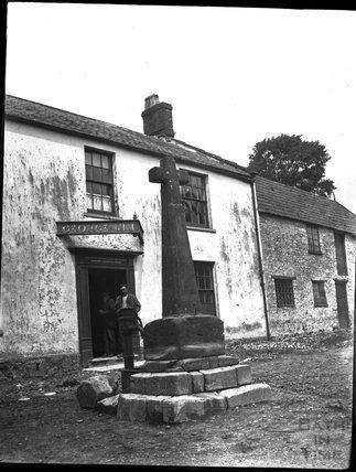 George Inn, Winsham, Nr. Crewkerne, Somerset, c.1900s