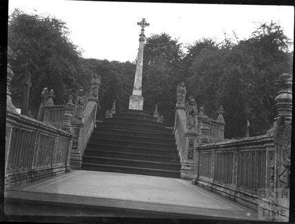 Bennett Memorial, St John's churchyard, Frome, c.1900s