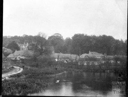 Fisherton de la Mere, Wiltshire, c.1950s