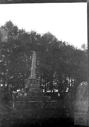 Churchyard cross, Doulting, c.1900s