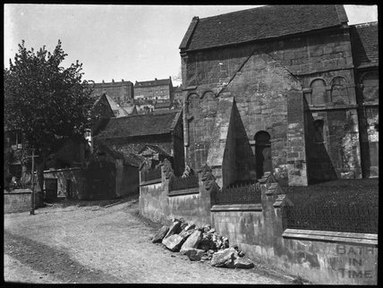 Saxon Church of St Laurence, Bradford-on-Avon, c.1900s