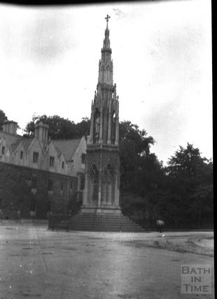 Martyrs Monument, Oxford c.1900s