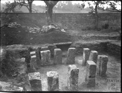 Unknown archaeological excavation, c.1900s