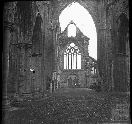 Tintern Abbey, Monmouthshire c.1900s