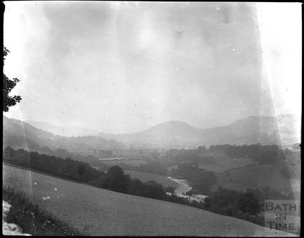 Unknown rural location, c.1900s