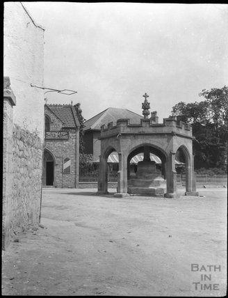 Market Cross, Cheddar, Somerset c1900
