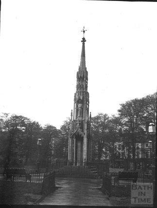 Bristol High Cross c.1900s