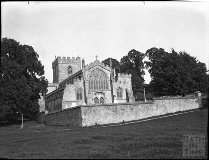 Edington Priory, Wiltshire c.1900s