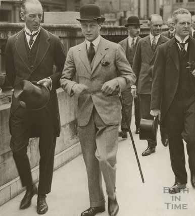 Visit of HRH Prince of Wales to Bath, July 18th 1923