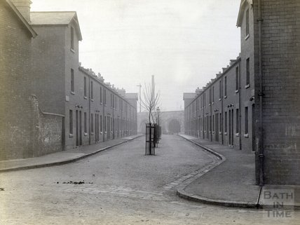 Excelsior Street, Dolemeads c.1910-1915
