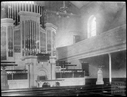 Argyle Chapel, c.1905