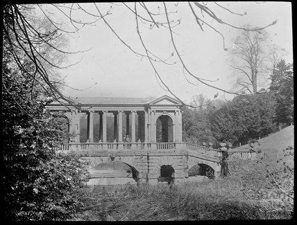 Palladian Bridge Prior Park, c.1905