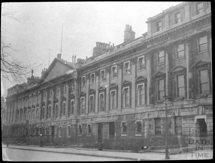 North Side of Queen Square, c.1905