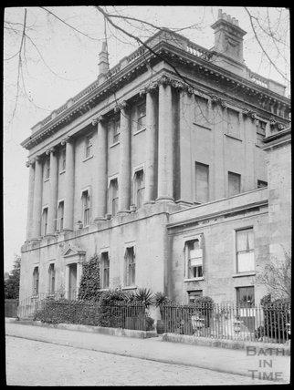 Number 1 Royal Crescent, Bath, c.1905