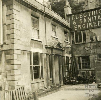 Spring Gardens House, Bath, c.1910s