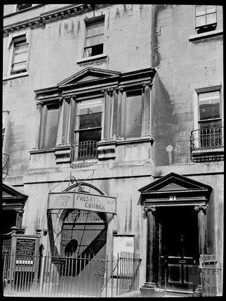 Trinity Presbyterian Church, 20 Brock Street, c.1905