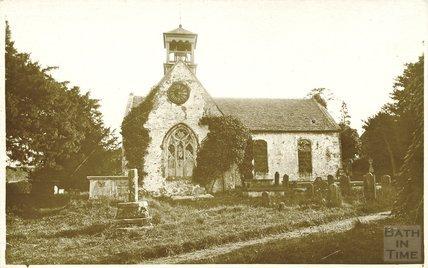 DIdmarton Church, Gloucestershire, c.1910s
