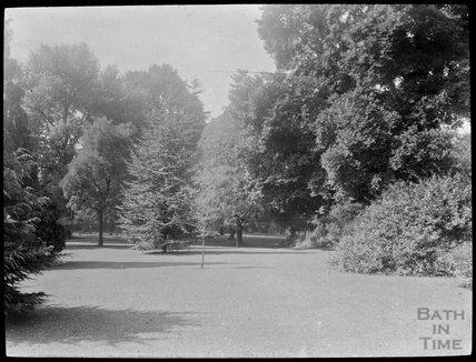 Unidentified Parkland, c.1905