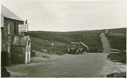 The Warren House Inn, Dartmoor, Devon, c.1920s