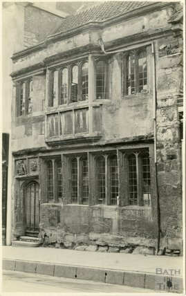 The Tribunal, Glastonbury, c.1910s