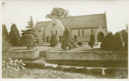 St Michael & All Angels, Didmarton, Gloucestershire, c.1920s