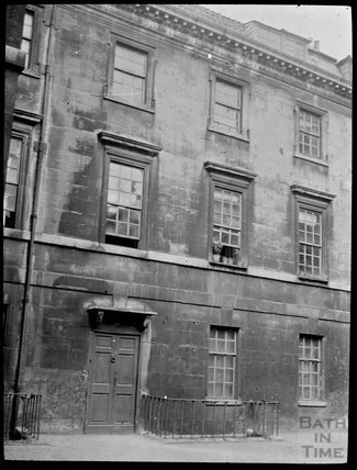 Horace Walpole's House, Chapel Court, Bath, c.1900