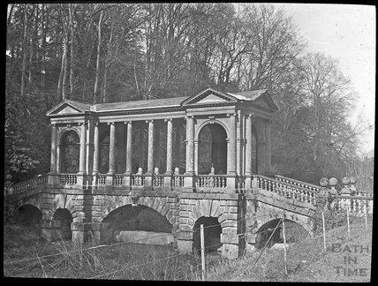 Palladian Bridge, Prior Park, c.1905