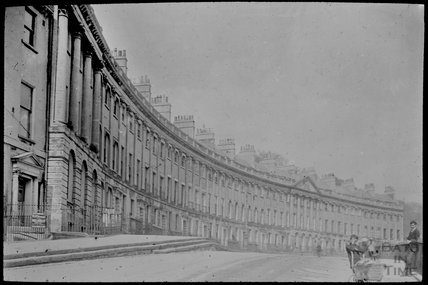 Camden Crescent, c.1905
