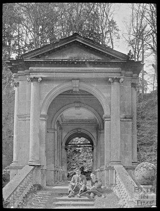Palladian Bridge, Prior Park, c.1905