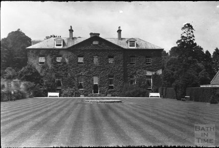 Coker Court, East Coker near Yeovil, Somerset, 1932