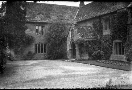Manor House, East Coker near Yeovil, Somerset,1932