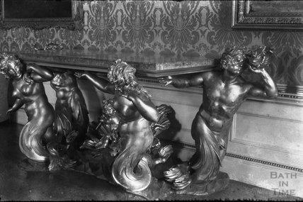 Ornamental shelf 1930